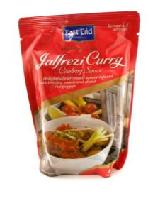 Jalfrezi Curry Cooking Sauce by East End | Buy Online at the Asian Cookshop